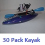 Thirty Pack Kayak