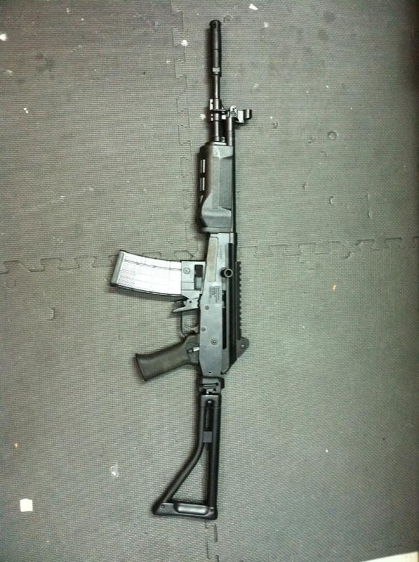 My Golani/Galil SAR build    Pics    - Rifles - New Jersey