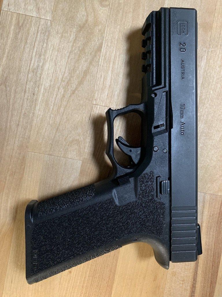 New Build - Polymer 80 PF45 10mm - Handguns - New Jersey Gun