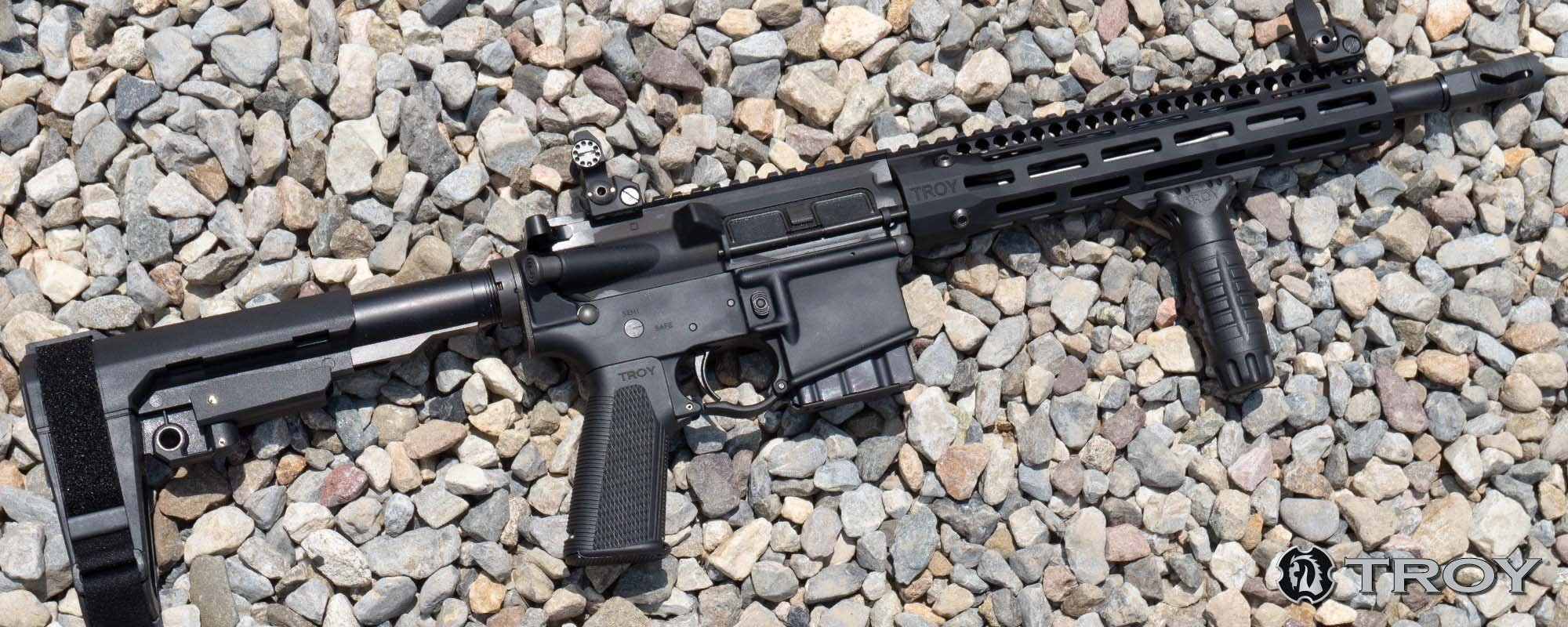 """Welcoming Tech Ops International - Exclusive Troy A4 """"Other Firearm"""" Distributor!"""